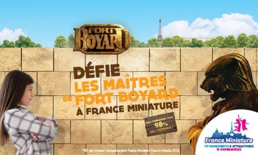 France miniature billetterie